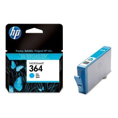 HP 364C Cartucho de Tinta Original Cian