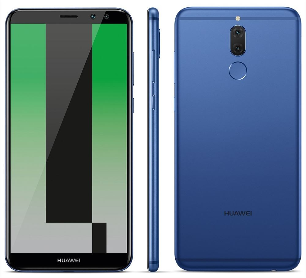 Huawei mate 10 lite 5.99` 64gb azul