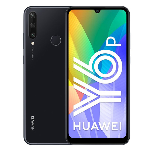 SmartPhone Huawei Y6P 3GB 64GB Negro