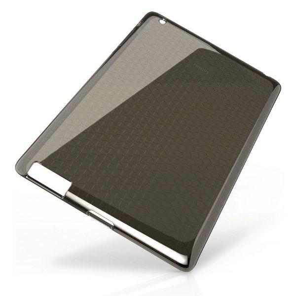 iPad 2 Carcasa Semi Rigida TPU Philips DLN1771 (Carbon)
