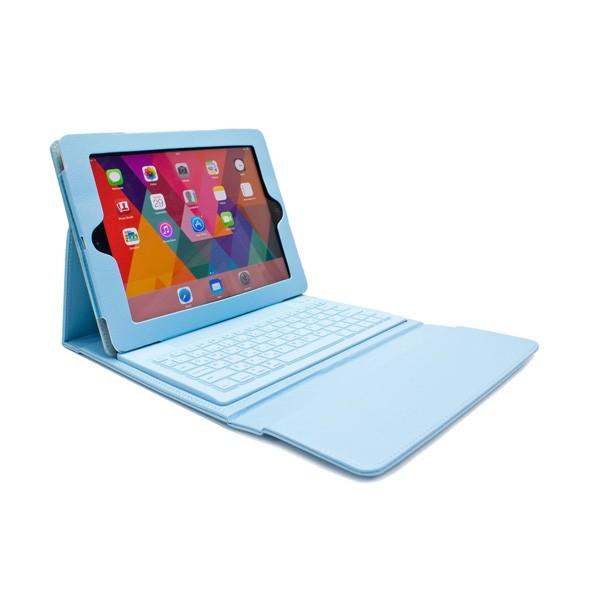 Ipad 2 3 funda con teclado biwond azul - Ipad 1 funda ...