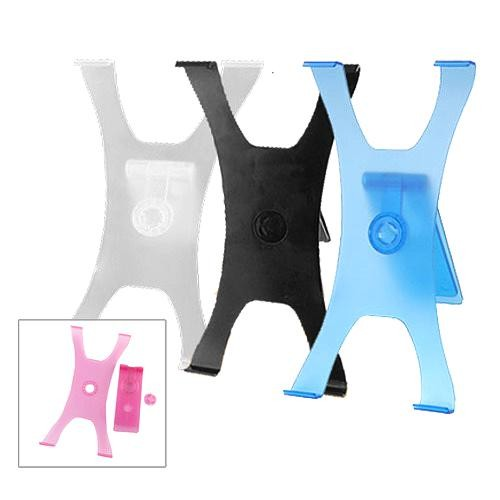 iPad Soporte Plastico Azul