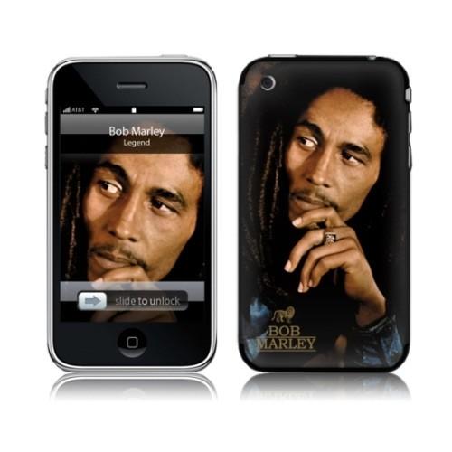 Iphone 2g 3gs vinilo bob marley legend por musicskins - Vinilo bob marley ...