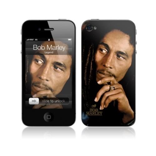 Iphone 4 vinilo bob marley legend por musicskins - Vinilo bob marley ...