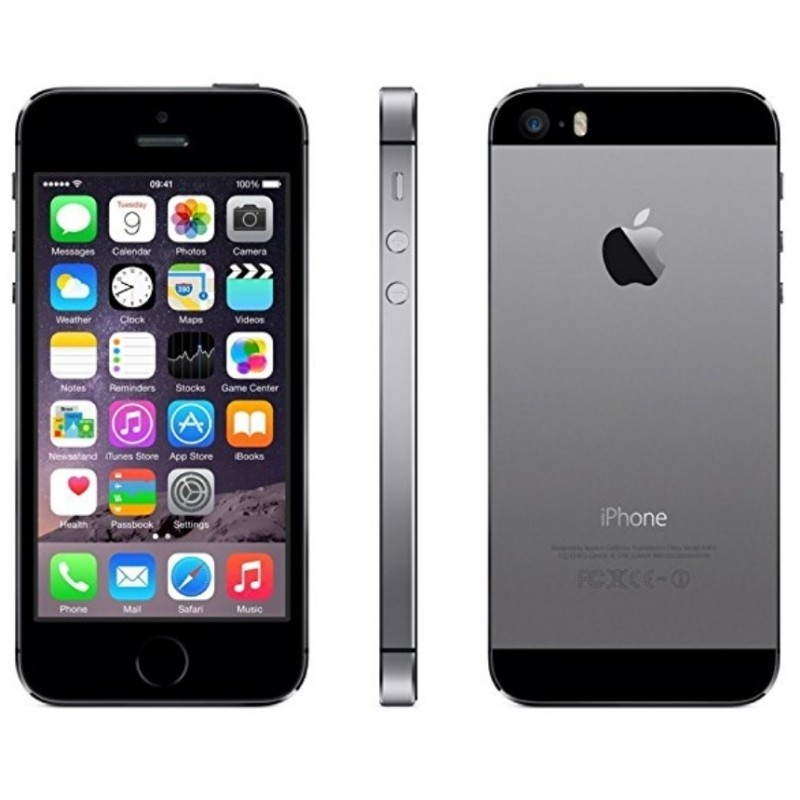 Apple iPhone 5S 16GB Gris Espacial KM/0