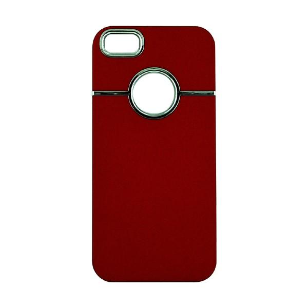 iphone-5-carcasa-trasera-mooster-granate