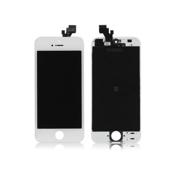 iPhone 5 Repuesto LCD + Touch Blanco