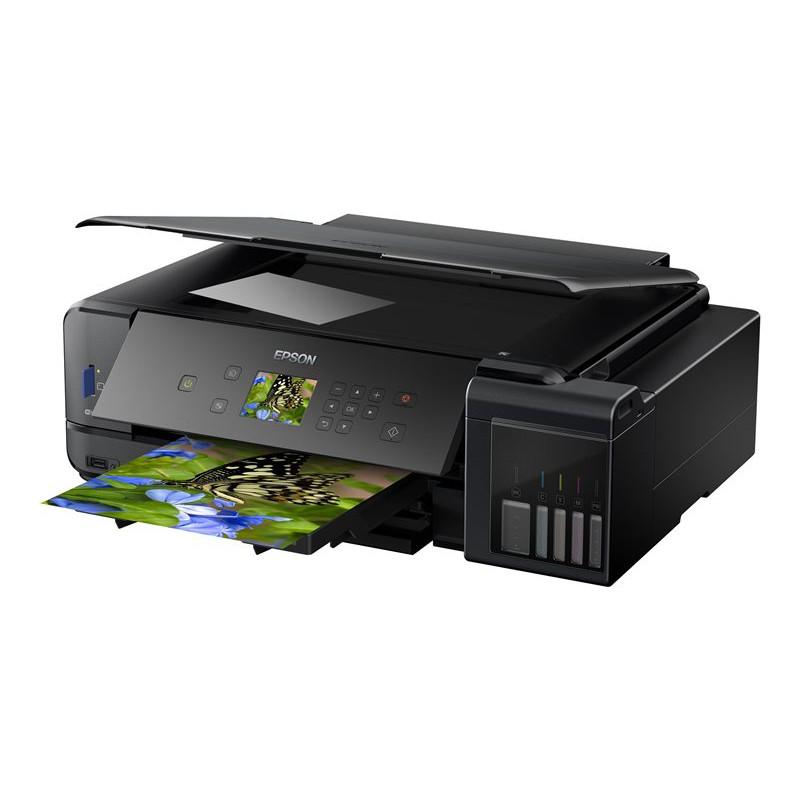 Impresora Multifunción Epson EcoTank ET-7750 Recargable Wifi