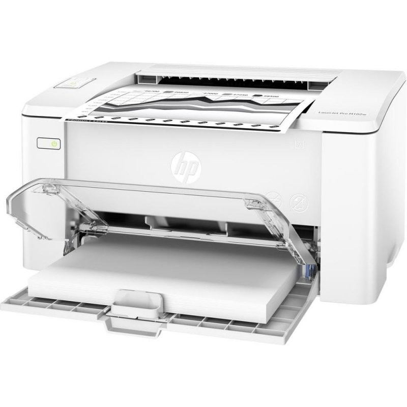 Impresora Láser Monocromo HP Laserjet Pro M102W 22PPM Wifi