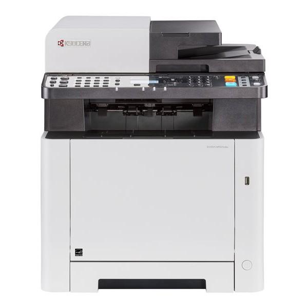 Impresora Láser Multifunción Color Kyocera ECOSYS M5521cdw Wi-Fi