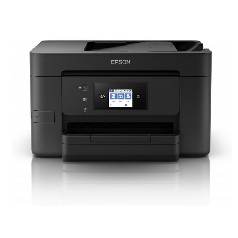 Impresora Multifunción Epson WorkForce WF-3720DWF Wifi Fax