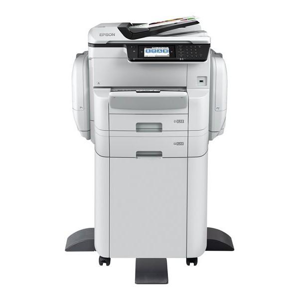 Impresora Multifunción WorkForce Pro RIPS WF-C869RDTWFC