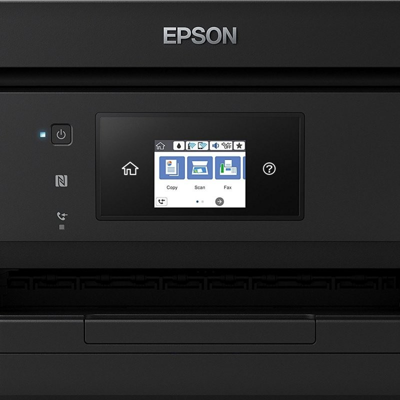 Impresora Multifunción Epson WorkForce WF-4720DWF Wifi Fax