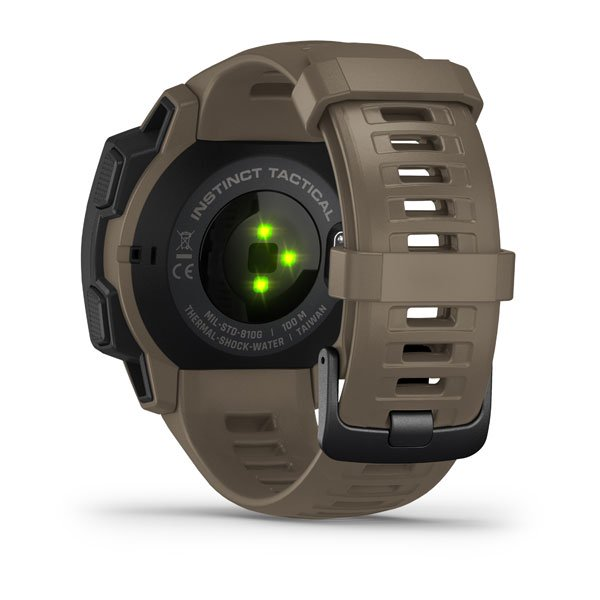 SmartWatch Garmin Instinct Tactical Edition Marrón Pardo