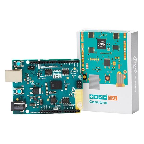 Placa de Desarrollo Intel Arduino 101