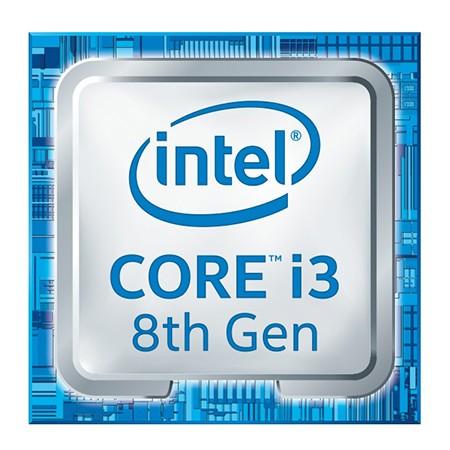 Procesador Intel Core i3-8100 3.60GHz 6MB LGA1151