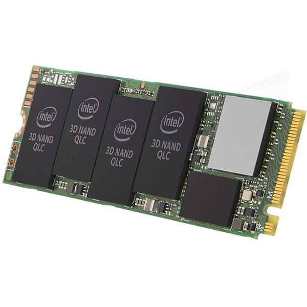 SSD M.2 PCIe NVMe 3.0 x4 512GB Intel 660p Series