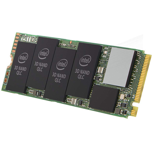 SSD M.2 PCIe NVMe 3.0 x4 2TB Intel 660p Series