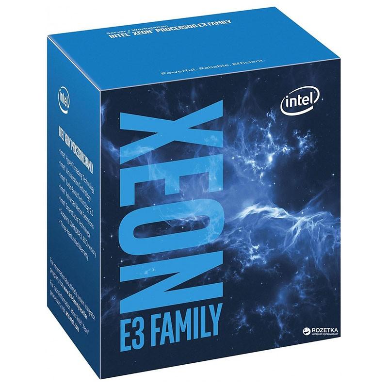 Procesador Intel Xeon E3-1220 v5 3GHz 8MB FCLGA1151