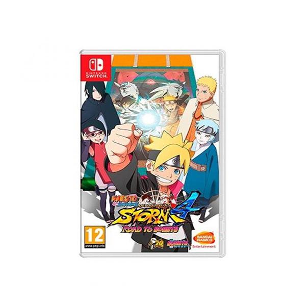 Nintendo Switch Juego Naruto Shippuden Ultimate 4