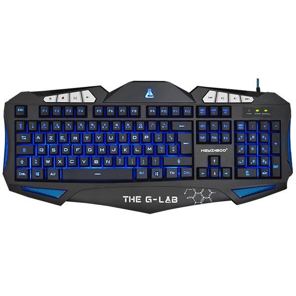 Teclado The G-Lab Key 200 N RGB
