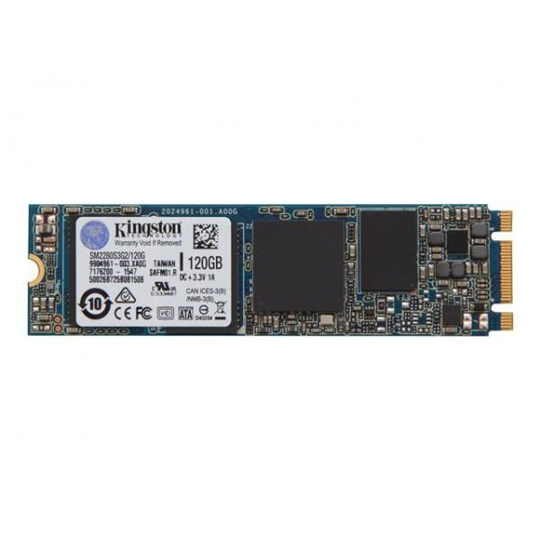 SSD M.2 120GB Kingston SSDNow SATA G2