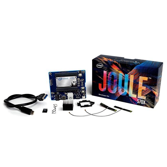 Kit de Desarrollo Intel Joule 570X con placa de expansión