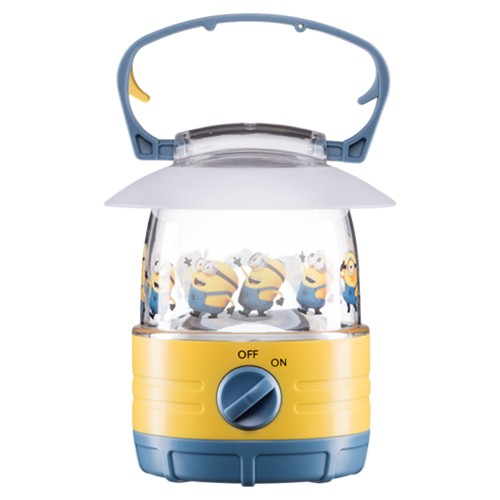 Linterna para Camping Minions Varta