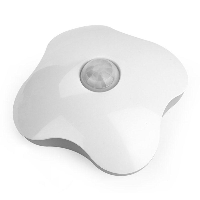 L mpara de luz fr a con sensor de movimiento for Luz con detector de movimiento