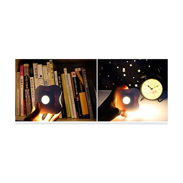 L mpara de luz c lida con sensor de movimiento for Luz con detector de movimiento