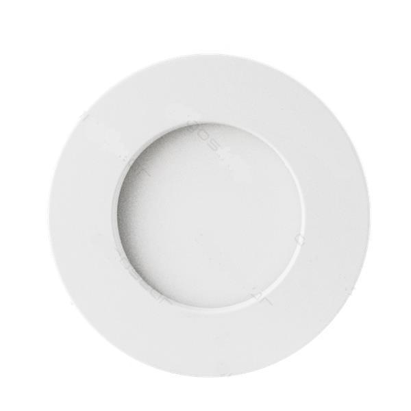 Lámpara de Techo LED 20W 6000K 1450lm E6 Redonda