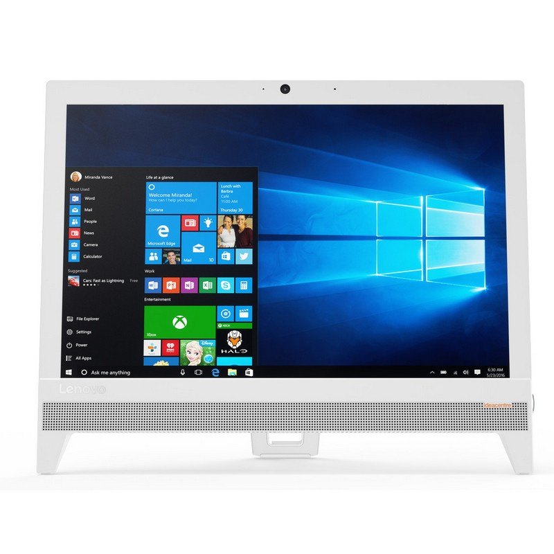 All In One Lenovo IdeaCentre 310-20IAP J4205 4GB 1TB 19.5""