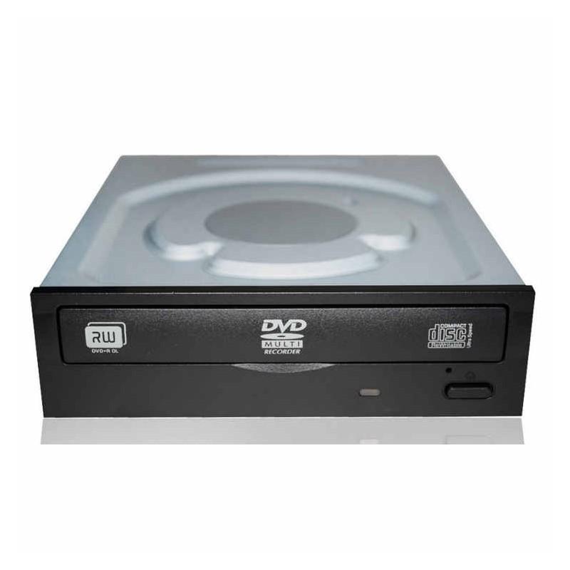 Grabador DVD LITE-ON iHAS124-14 24X S-ATA Negro