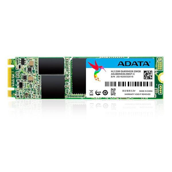 SSD M.2 2280 256GB Adata Ultimate SU800