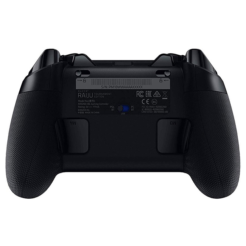 Mando Oficial PS4 Razer Raiju Tournament Edition