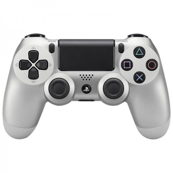 PS4 Sony Dual Shock 4 Plata V2