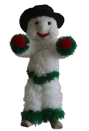marionneta-snowman
