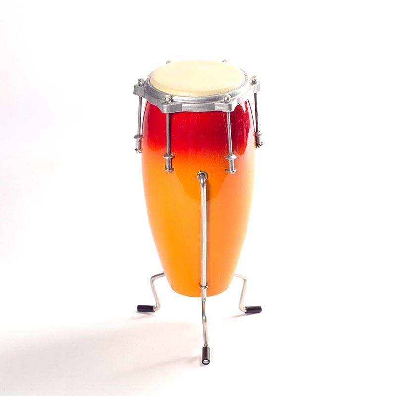 Mini Conga De Colección Color Naranja