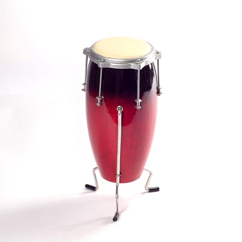 Mini Conga De Colección Color Rojo