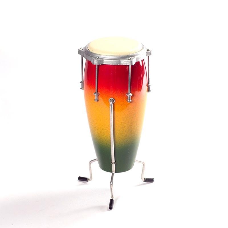 Mini Conga De Colección Color Jamaica