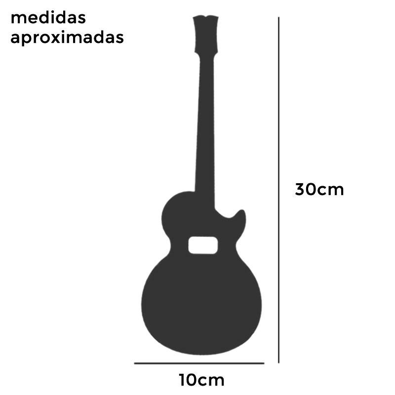 Mini Guitarra De Colección Estilo Metallica - Kirk Hammett