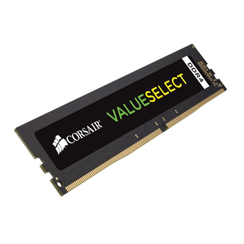 Memoria Corsair ValueSelect 4GB DDR4 2133MHz CL15