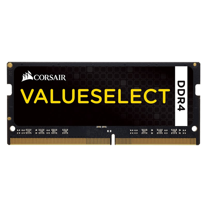 Kit Memoria Corsair ValueSelect SODIMM 16GB DDR4 2133MHz CL15 (2x8GB)