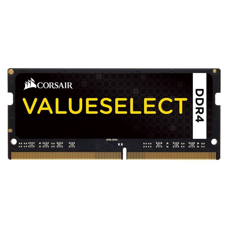 Memoria Corsair ValueSelect SODIMM 8GB DDR4 2133MHz CL15