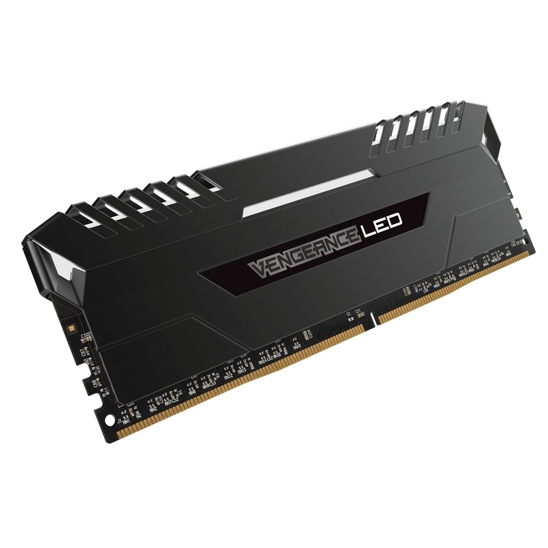Kit Memoria Corsair Vengeance LED 32GB DDR4 3000MHz (4x8GB)