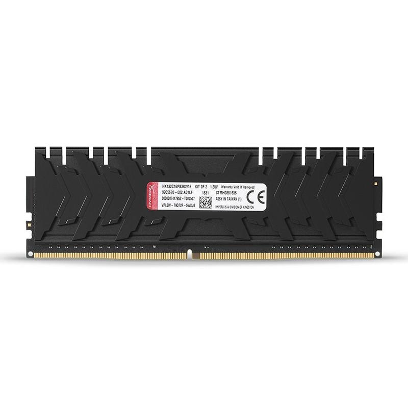 Kit Memoria Kingston HyperX Predator 16GB DDR4 3200MHz C16 (2x8GB)