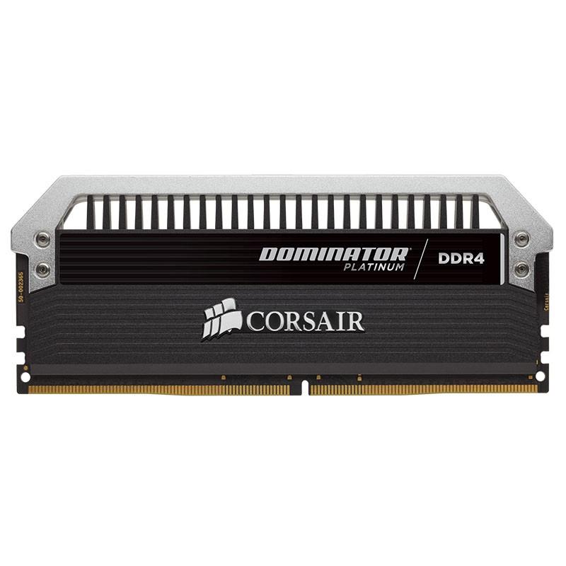 Kit Memoria Corsair Dominator Platinum 8GB DDR4 3000MHz C15 (2x4GB)