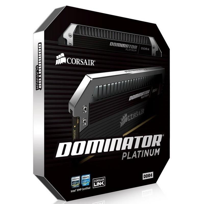 Kit Memoria Corsair Dominator Platinum 8GB DDR4 3600MHz (2x4GB)