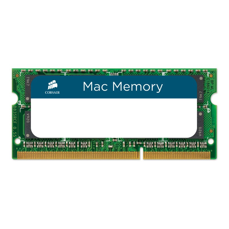 Kit Memoria Corsair MAC SODIMM 16GB DDR3 1333MHz (2x8GB)