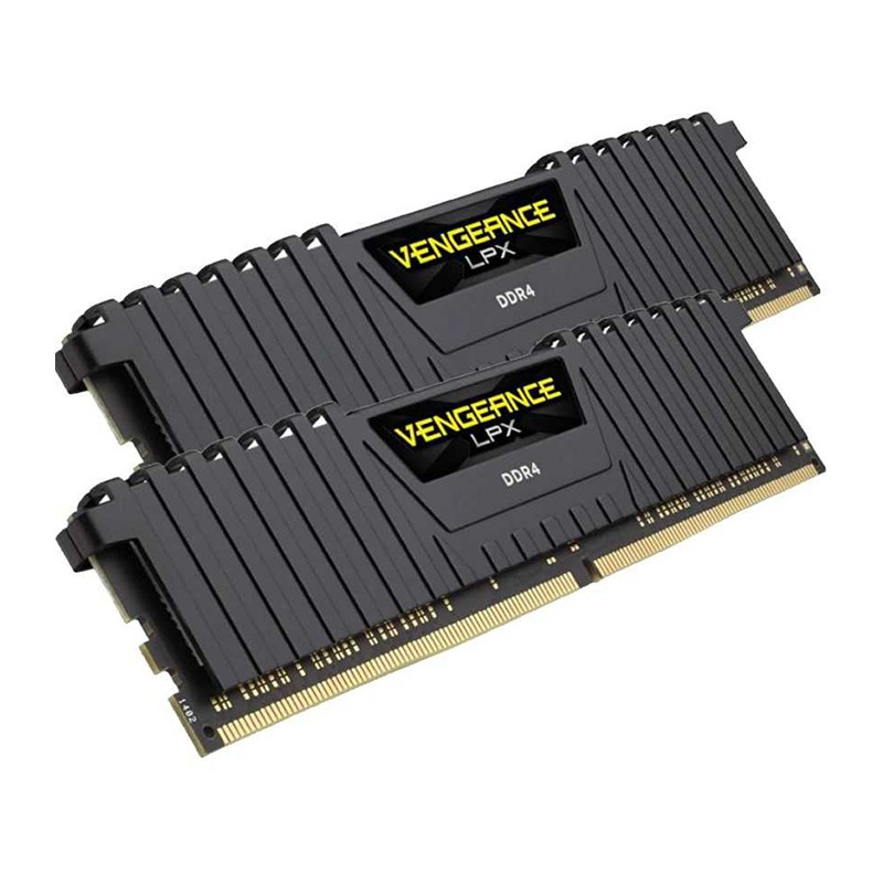 Kit Memoria Corsair Vengeance LPX 8GB DDR4 2133MHz (2x4GB)